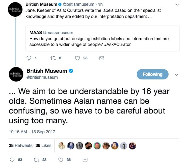 British Museum Criticized for Saying Asian Names Are Confusing