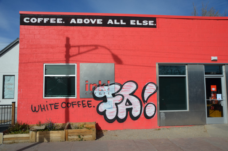 Denver Coffeeshop Vandalized, Closed After Sign Goes Viral Online